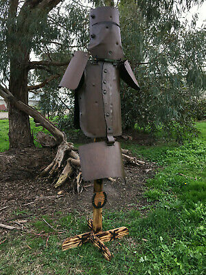 Ned Kelly Armour , Full Size 1.6  mm steel  NKA 6 JUN-1880-JUN-2019 139YRS