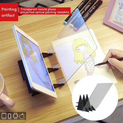 NEW Optical Image Drawing Board Painting Practice Kids Art Develop Interest Tool
