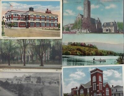 Mountain State Post Card collection 1905-1924