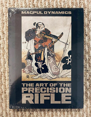 MagPul Dynamics The Art of the Precision Rifle 5 disc DVD set