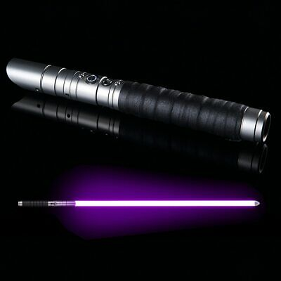Star Wars Lightsaber Replica FX Force Heavy Dueling Metal Handle Rechargeable