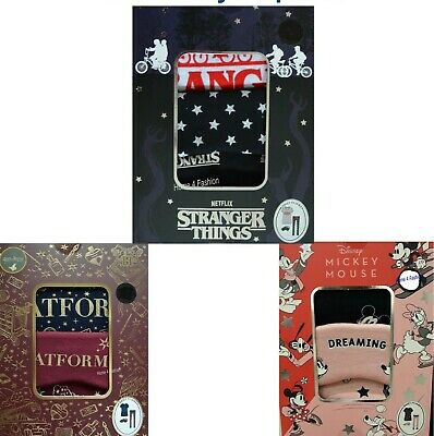 Ladies Disney Boxed Pyjamas Girls Women's Gift PJ's Cami Pajamas Primark NEW