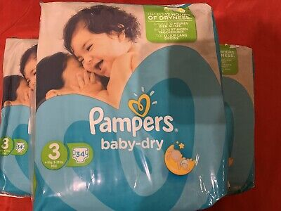 lot revendeur destockage Couche Pampers T3 102 Couche