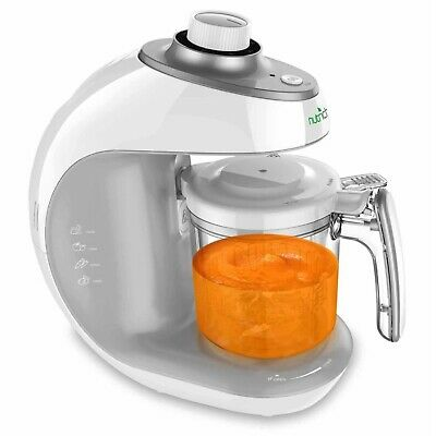 Baby Food Maker - Electric Baby Food Processor, Blender & Food Steamer