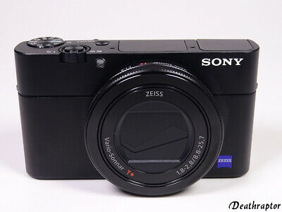 "Sony Cyber-shot DSC RX100 V Digitalkamera RX100M5 Mark V Kamera RX100V ""TOP"""