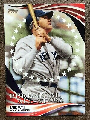 2019 Topps Update Perennial All-Stars Insert ~ Pick your Card