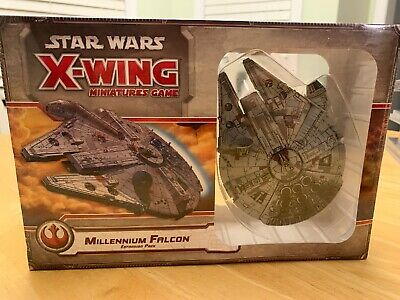 FFG FFGSWX06 New HT1 Millennium Falcon Expansion Pack Star Wars X-Wing