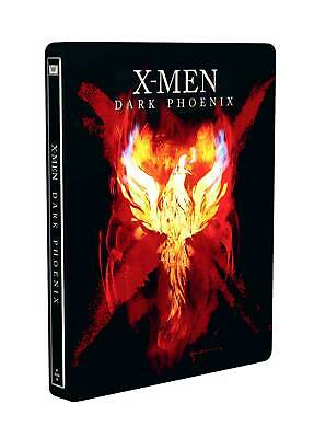 Blu-Ray X-Men: Dark Phoenix (Steelbook)