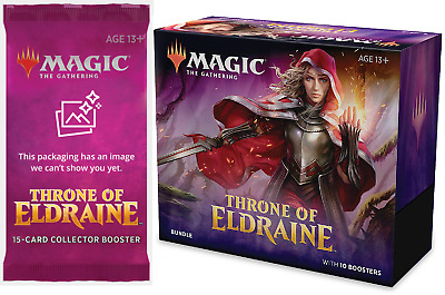 MTG - Throne of Eldraine - Holiday Gift Bundle (Factory Sealed)