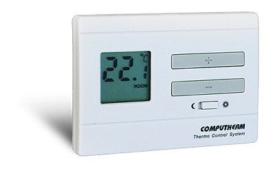 Computherm Q3 Digital Room Thermostat heating or air condition