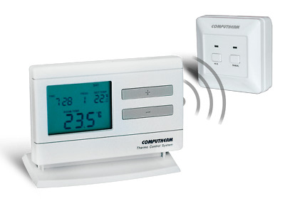 COMPUTHERM Q7RF Wireles Programmable Room Thermostat to heating & Air condition