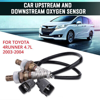 2pcs Upstream Downstream Oxygen Sensor O2 02 for 96-2000 Toyota Tacoma 4Runner