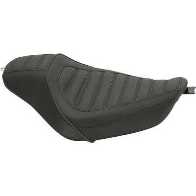 Mustang Revere Journey Stripe Solo Seat - 75140