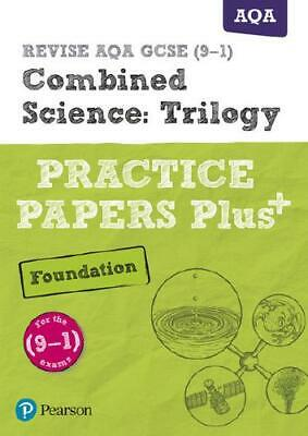 Combined Science: Trilogy. Practice Papers Plus+ by Nora Henry (author)
