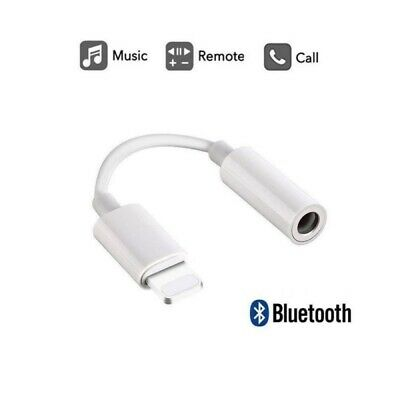 Lightning to 3.5mm Adapter For Apple iPhone 11 Pro Max Xs X Jack Audio Headphone