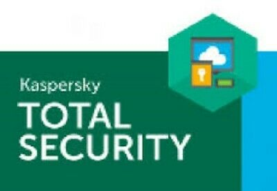 Kaspersky total security 1 anno per 1 PC