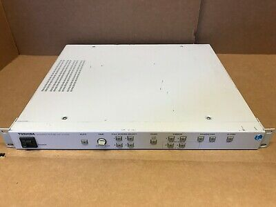 Toshiba Jk-S44A Quadrant Picture Unit With 4 Inputs