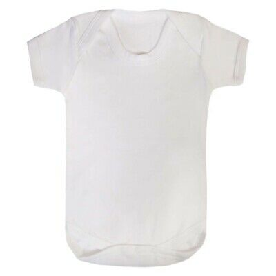 Baby Vests Bundle - 73 x vests - Blanks ideal for printing - sizes 0-12 months