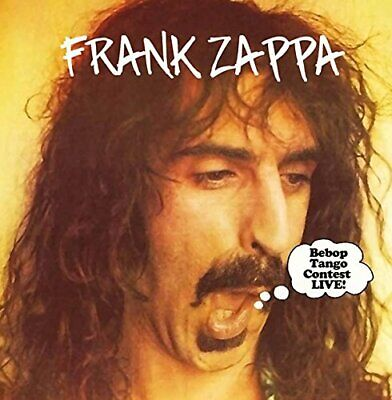 Frank Zappa - Bebop Tango Contest Live (2015)  CD  NEW/SEALED  SPEEDYPOST