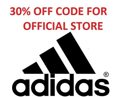 Adidas 30% OFF DISCOUNT CODE, INSTANT VOUCHER. INCLUDES SALE ITEMS. UK ONLY