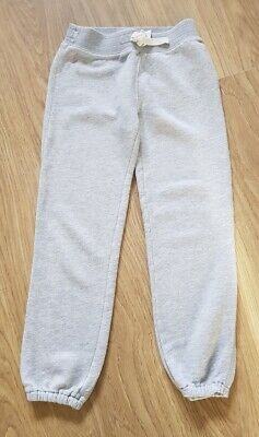 Girls Ralph Lauren Tracksuit Trousers Age 8-10 Years Grey