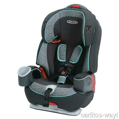 Graco Nautilus 65 LX 3-in-1 Harness Booster Car Seat SYLVIA FASHION