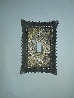 Antique Lite Switch Cover