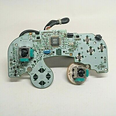 Nintendo Gamecube Controller Mother Board DOL-003 Replacement Silver New Stick
