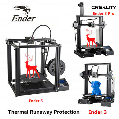 Offiziell Creality Upgraded Ender 3/Ender 3 Pro /Ender 5 3D Drucker Printer Neu