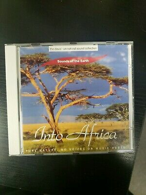 Sounds Of The Earth - Into Africa - Sounds Of The Earth CD (1997)