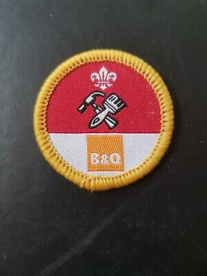 UK Scouts pre2015 Scout Activity Badge Global Conservation