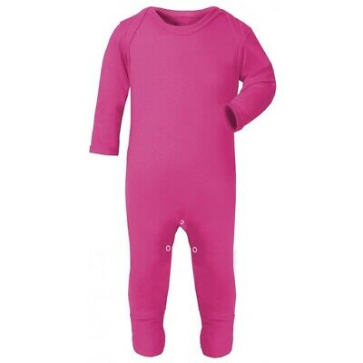 Baby Sleepsuits Blanks - 32 x sleepsuits, various colours, sizes 0-12m