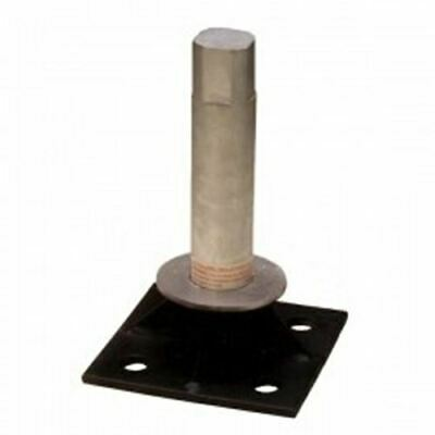 Uni-Anchor Base Plate | Capable Steel   | Norguard |