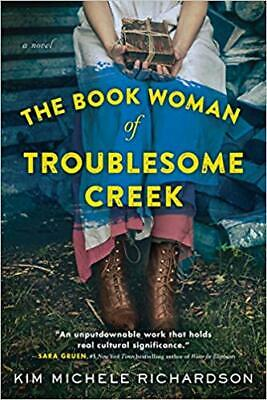 The Book Woman of Troublesome Creek: A Novel HARDCOVER – 2019 by Kim Michele ...