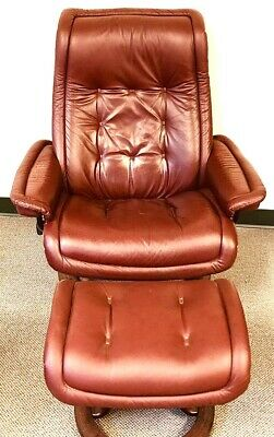 Prime Ekornes Scandinavian Stress Less Swivel Recliner Chair And Caraccident5 Cool Chair Designs And Ideas Caraccident5Info