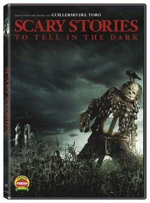Scary Stories To Tell In The Dark DVD 2019, Brand New, Fast shipping