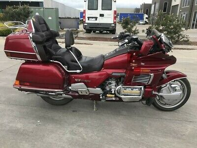 Honda Goldwing Gl1500 20Th Anniversary 12/1995Mdl Clear Project Make An Offer