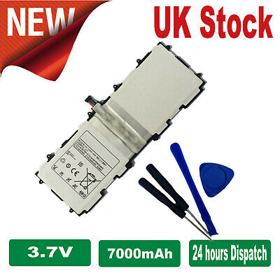 """For Samsung Galaxy Tab 2 10.1/"""" GT-P5113TS Wi-Fi 1S2P Battery New SP3676B1A"""
