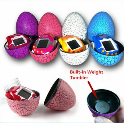 Electronic Connection Surprise Egg Virtual Cyber Pet Retro Kid Christmas Toys UK