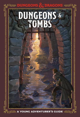 Dungeons & Dragons Dungeons & Tombs A Young Adventurers Guide NEW PREORDER 26/11