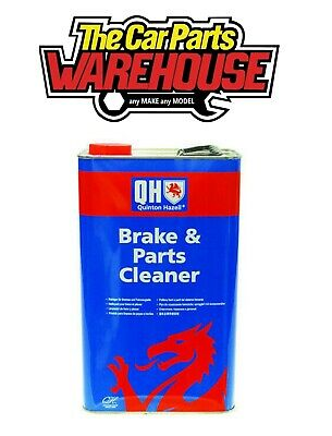 BRAKE AND CLUTCH CLEANER ELIMINATES BRAKE SQUEAL 5L ( Polygaurd / Polygard / QH)