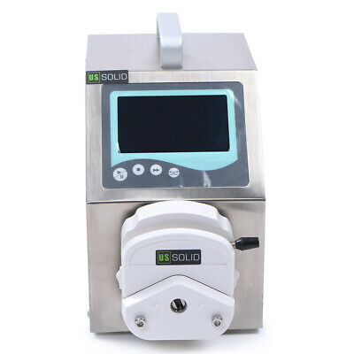 Dispensing Peristaltic Pump F3, 0.00166-1330 mL/min, Preset Distribution, LCD