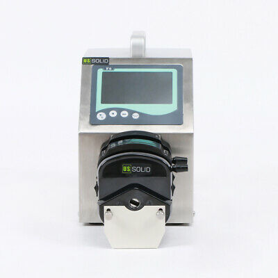 Dispensing Peristaltic Pump F6, 0.00166-2280 mL/min, Preset Distribution, LCD