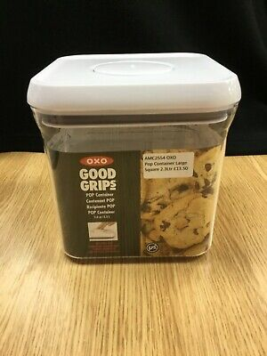 Oxo Pop Container Large Square 2.3Ltr