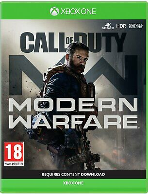 Call of Duty: Modern Warfare Microsoft Xbox One Game