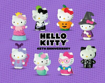 Hello Kitty Mcdonalds Hello Kitty Toys 2019 Happy Meal Toys
