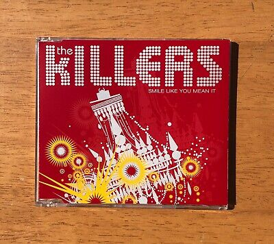 THE KILLERS - Smile Like You Mean It CD Single [Australia] 2004