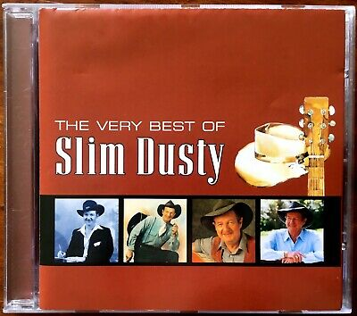 SLIM DUSTY: The Very Best Of (24 Track Greatest Hits CD, EMI 1998) -VGC-