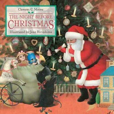 The Night Before Christmas by Clement Clarke Moore 9780448404820 | Brand New