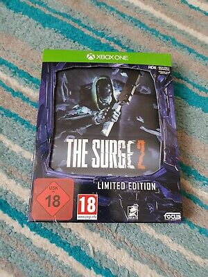 The Surge 2 Limited Edition xBox One -